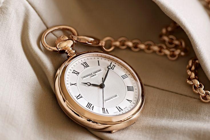 Frederique Constant Manufacture Pocket Watch
