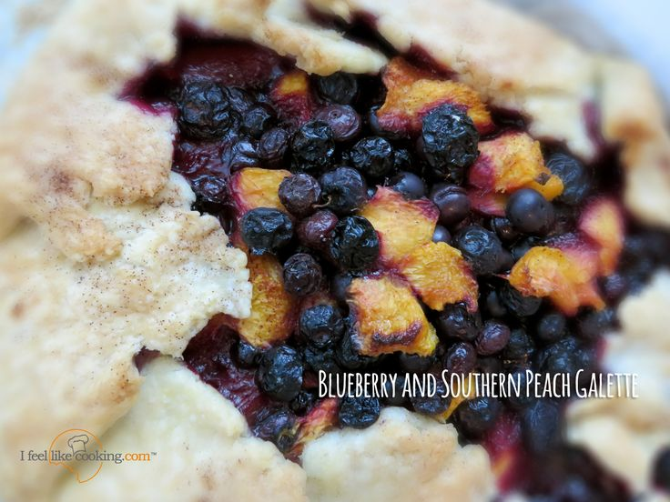 ... blueberry peach crumble white peach pecan and muscovado galette recipe