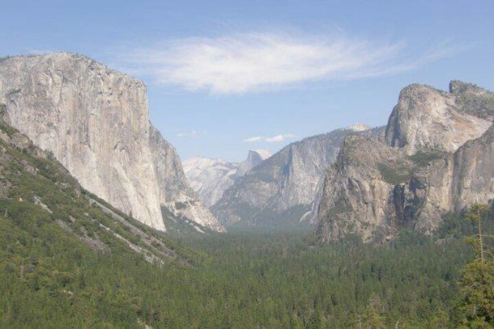 Yosemite National Park, where I discovered the true meaning of serenity.