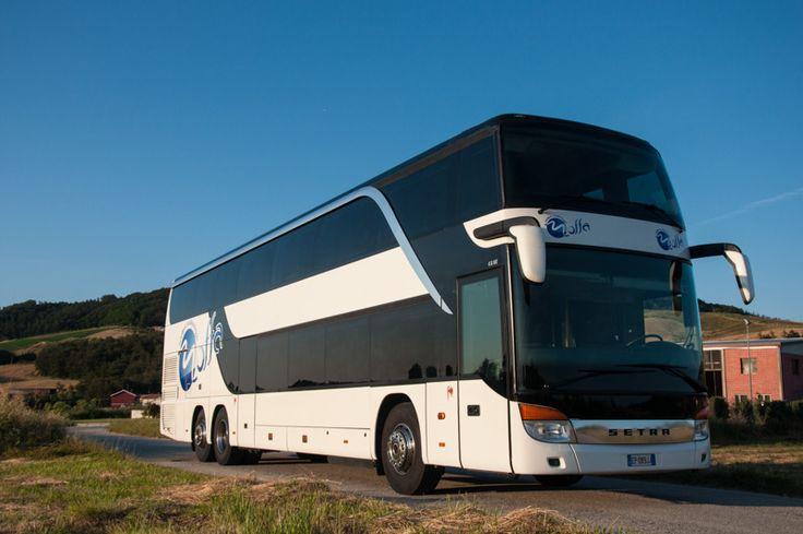 Evobus Setra 431 DT - Autolinee Moffa