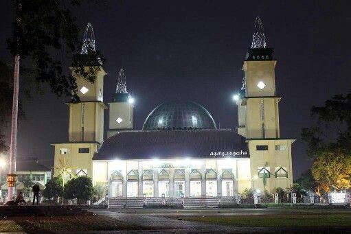 Mesjid Agung Garut. West Java. Indonesia