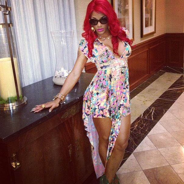 66 best Another bad mamaseta, probably the baddest images ... K Michelle And Joseline Hernandez