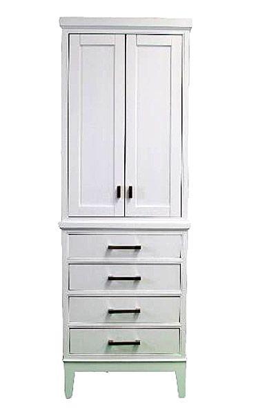 17 Interesting White Linen Cabinet For Bathroom Snapshot Idea