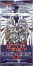 YuGiOh GX Card Game Elemental Energy Booster Pack