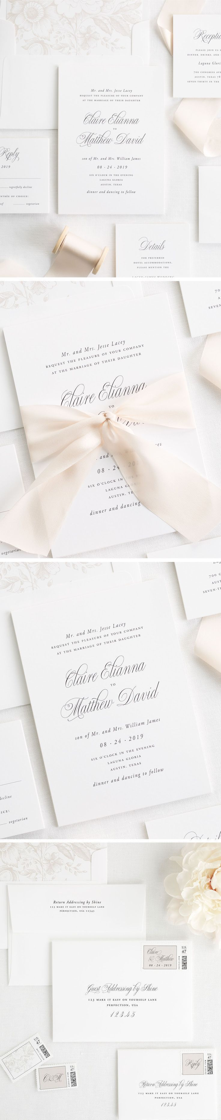 98 best All White Wedding images on Pinterest | Weddings, White ...