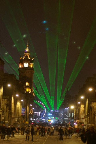 Edinburgh Street Party