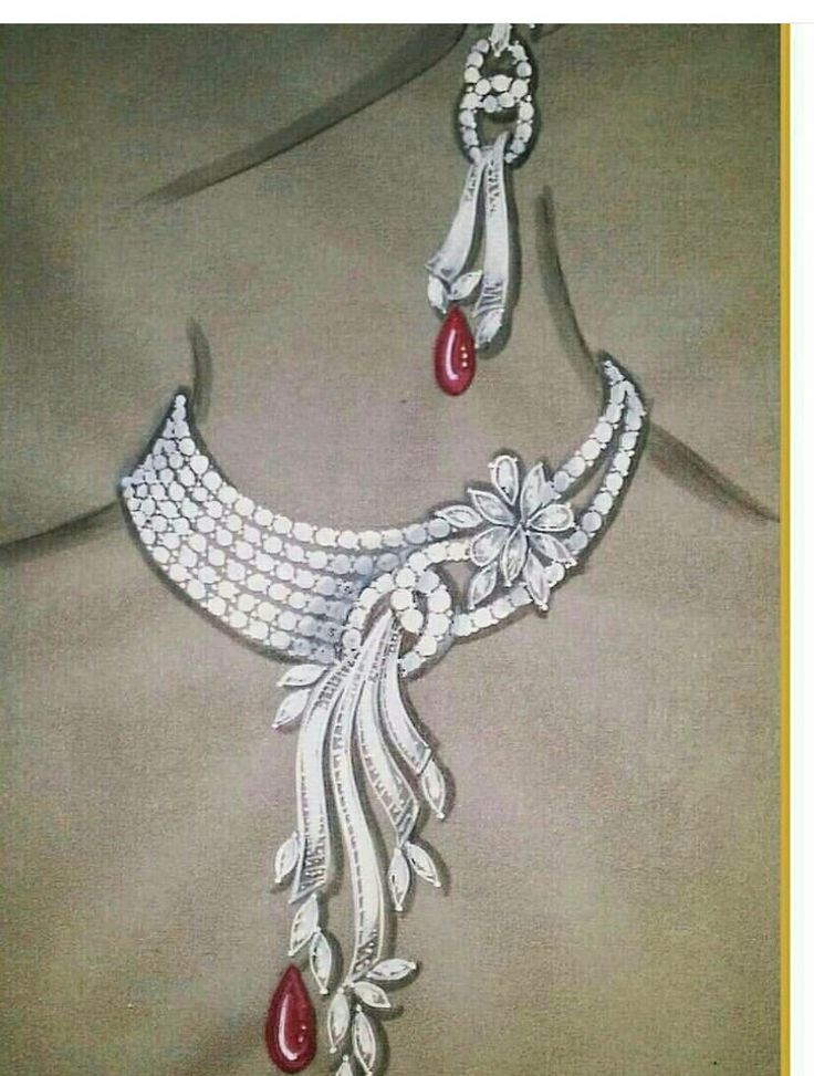 2945 best images about Jewellery Rendering on Pinterest