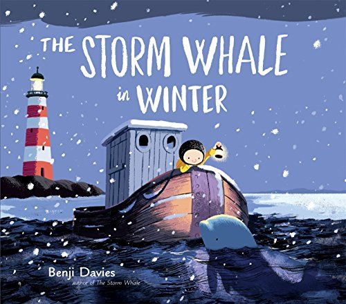 The Storm Whale in Winter   MAIN Juvenile PZ7.D2827 Stw 2017  - check availability @ https://library.ashland.edu/search/i?SEARCH=1250111862