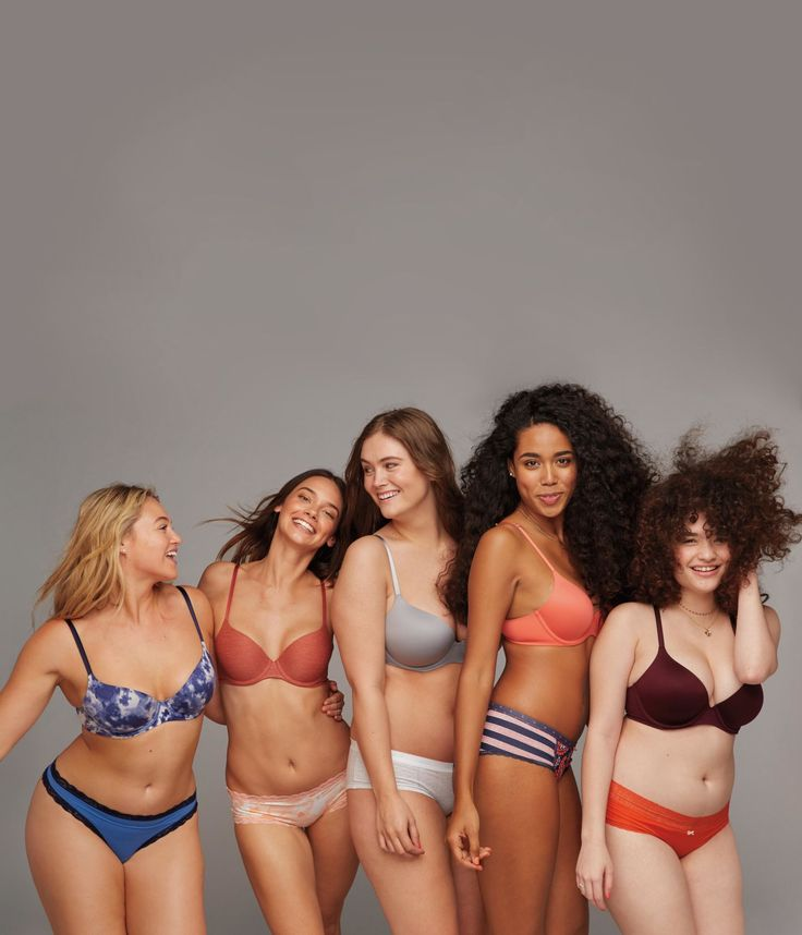 "Aerie is a brand known for preaching body positivity. Now, their movement continues with the new ""Share Your Spark"" campaign which takes things a step further by using real women in their ads. The cast of 40 includes Aerie staff members, bloggers, designers, and customers."