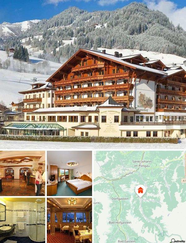 Cet hôtel de sports d'hiver est situé à l'entrée du parc national de Hohe Tauern, à 100 km. Il se trouve à Großarl, dans le sud du land de Salzbourg.