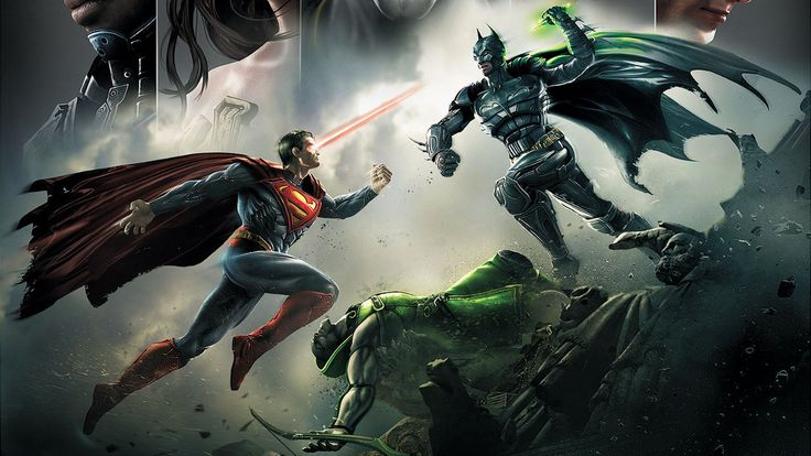 "Injustice: Gods Among Us - WBIE - NetherRealm Studios - DCU - Video Games - FuTurXTV - Money Train & FUNK GUMBO RADIO: http://www.live365.com/stations/sirhobson and ""Like"" us at: https://www.facebook.com/FUNKGUMBORADIO"
