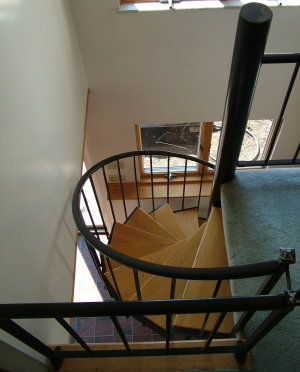 44 best images about klitki on pinterest industrial for 4 foot spiral staircase