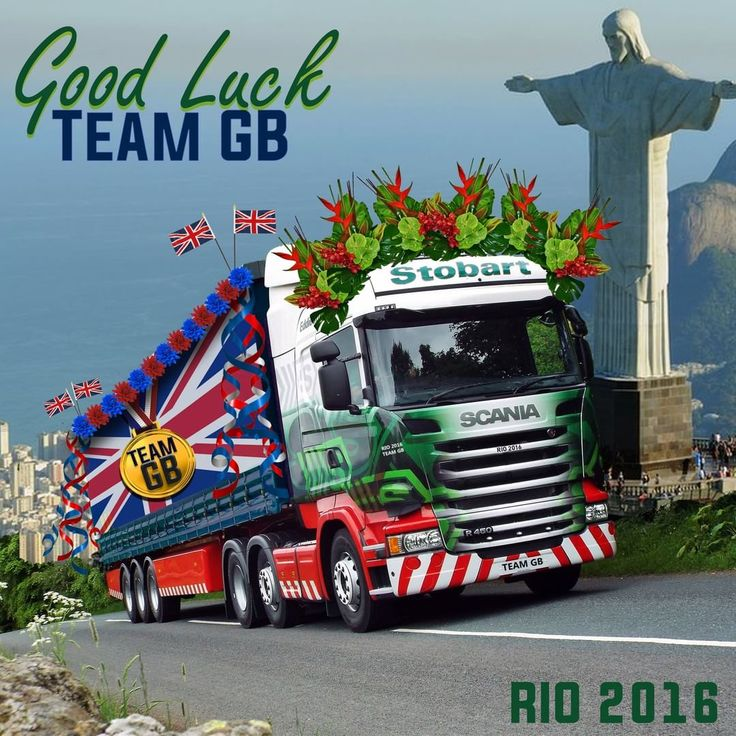 Good Luck Team GB! Looking forward to the start of Rio 2016! #OpeningCeremony…