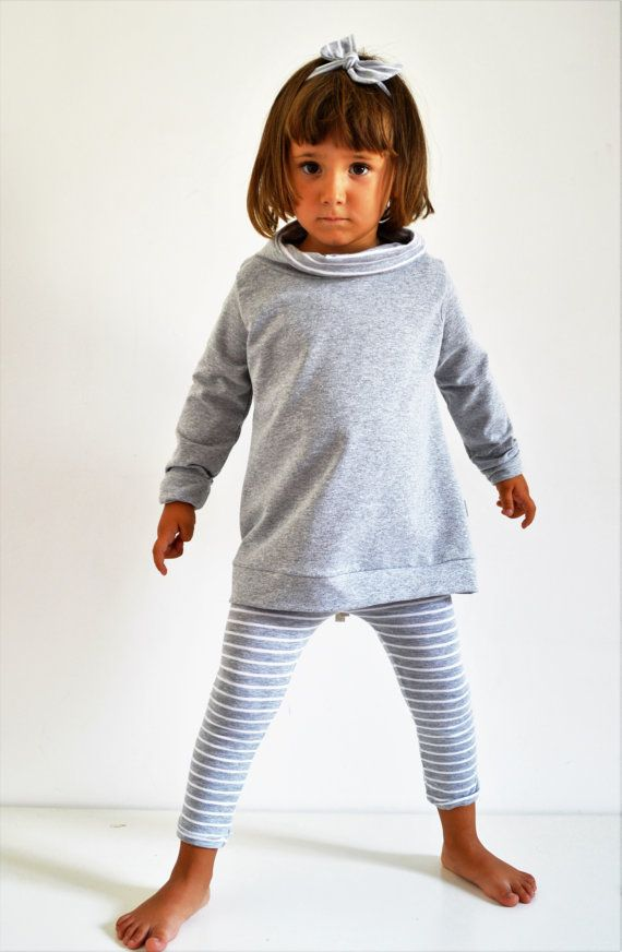 **********FREE SHIPPING FOR THE SECOND ITEM*********** Tunic sweatshirt for kids,babies and Toddlers simple but particular 100% soft cotton