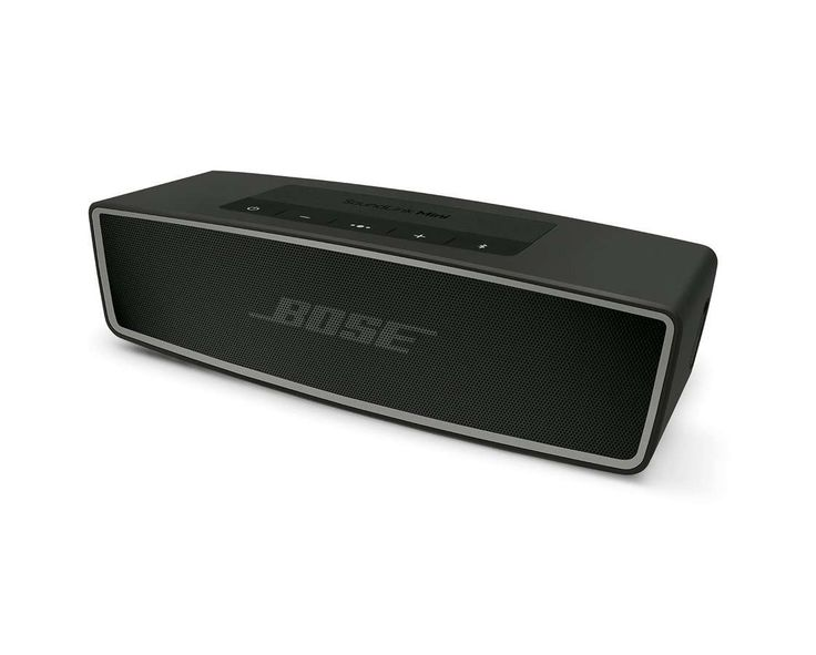 Bose SoundLink mini II Bluetooth-högtalare - Mörkgrå | Macforum