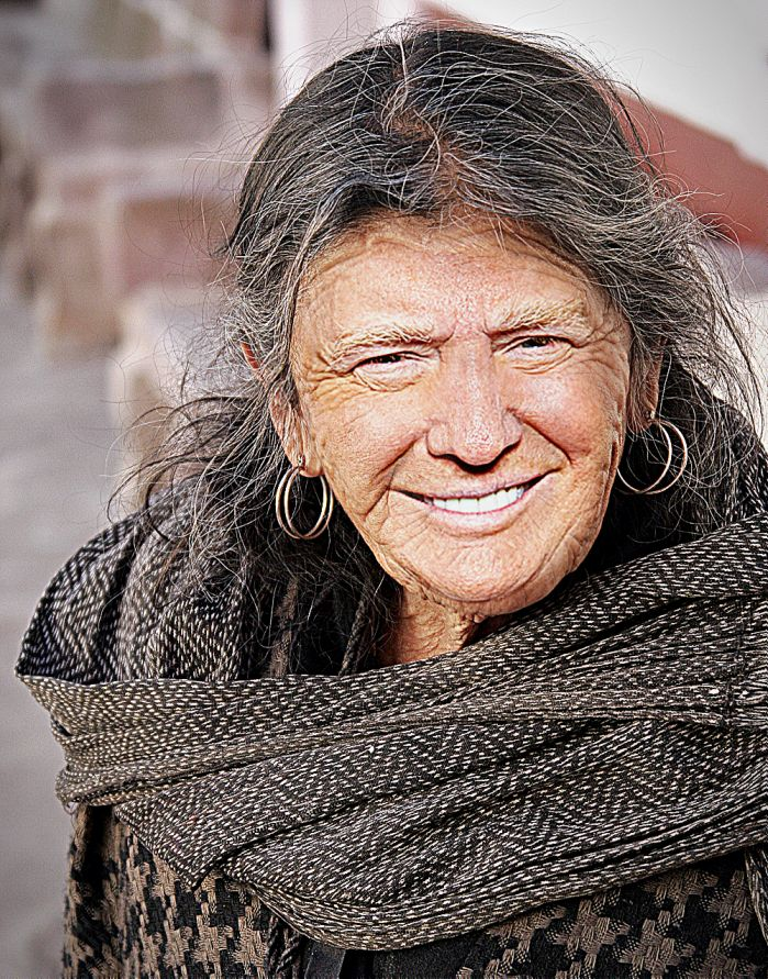 Celebrity Gender Swap Photos: Donald Trump