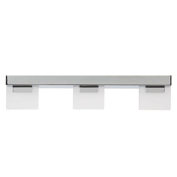 Applique de salle de bains à Leds Chrome - Pacifiq - Les appliques de salle de bain - Appliques et spots - Luminaires - Décoration d'intérieur - Alinéa
