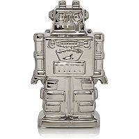 Thieves beware - this friendly robot's here to keep coins away from prying hands! Perfect for Sci-Fi fans, this friendly find has a glistening retro design. ...