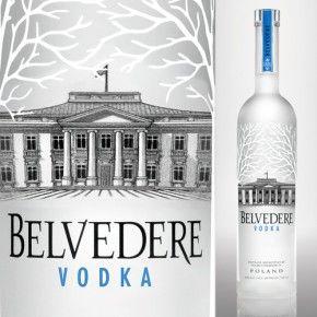 Beautiful Packaging #BelvedereVodka