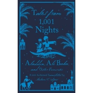 Tales from 1,001 Nights: Aladdin, Ali Baba and Other Favourites (Penguin Hardback Classics)