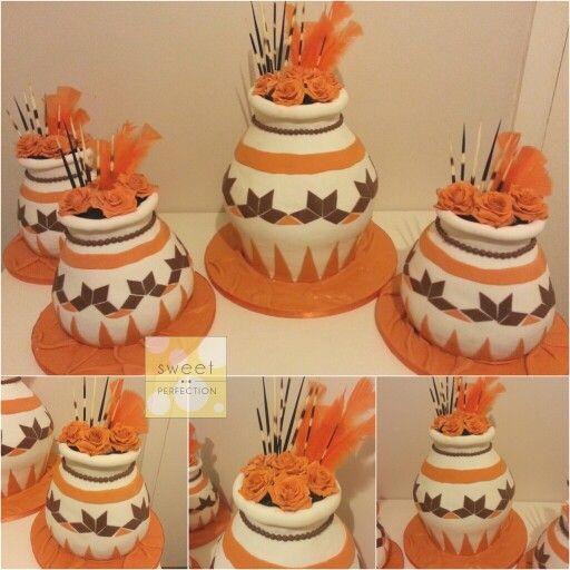Sugar Pot Cakes