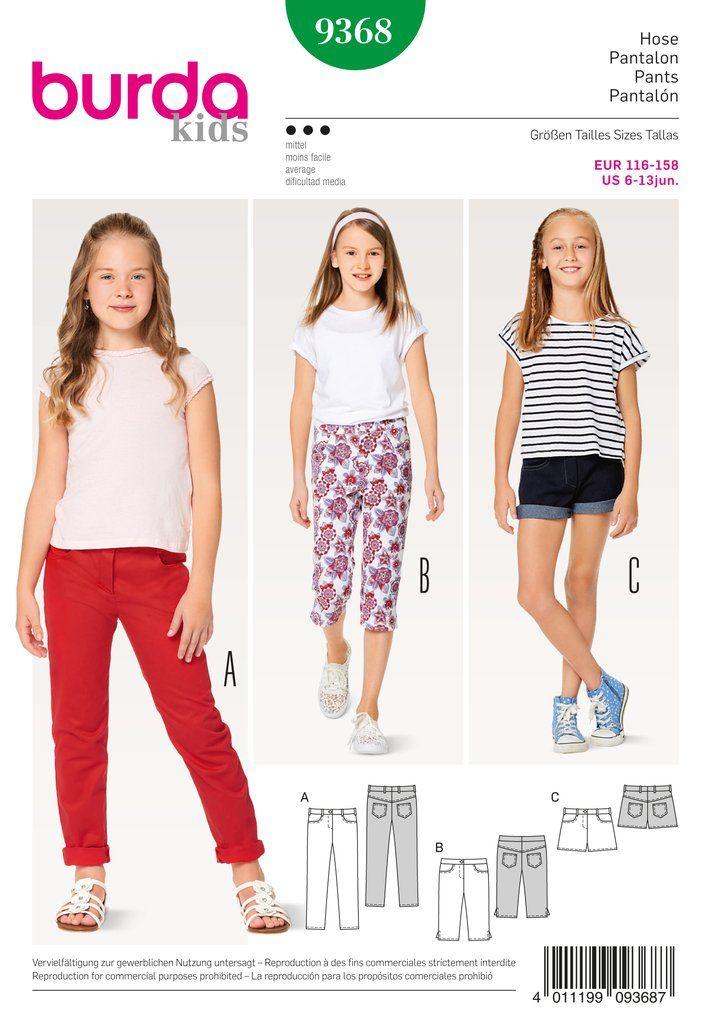 9368 - Burda Style | Patrones | Pinterest | Técnicas de costura ...