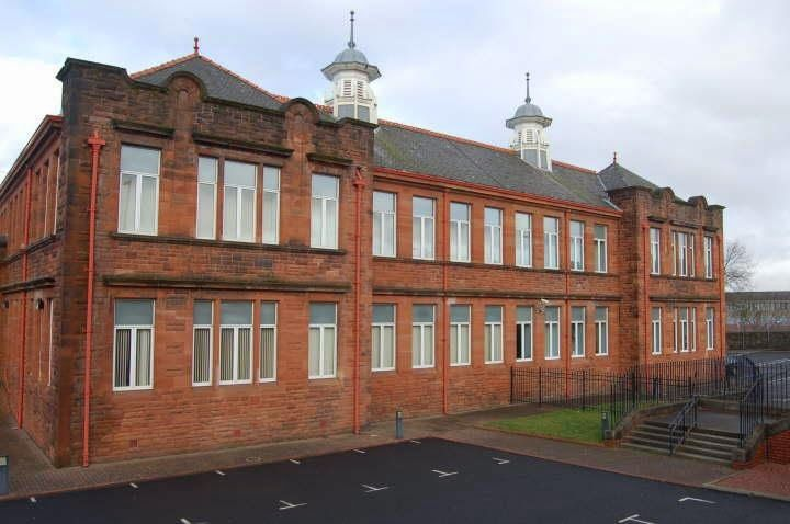 Abercorn Primary School, Netherhill Road, Paisley.  This was my primary school 1959-1965