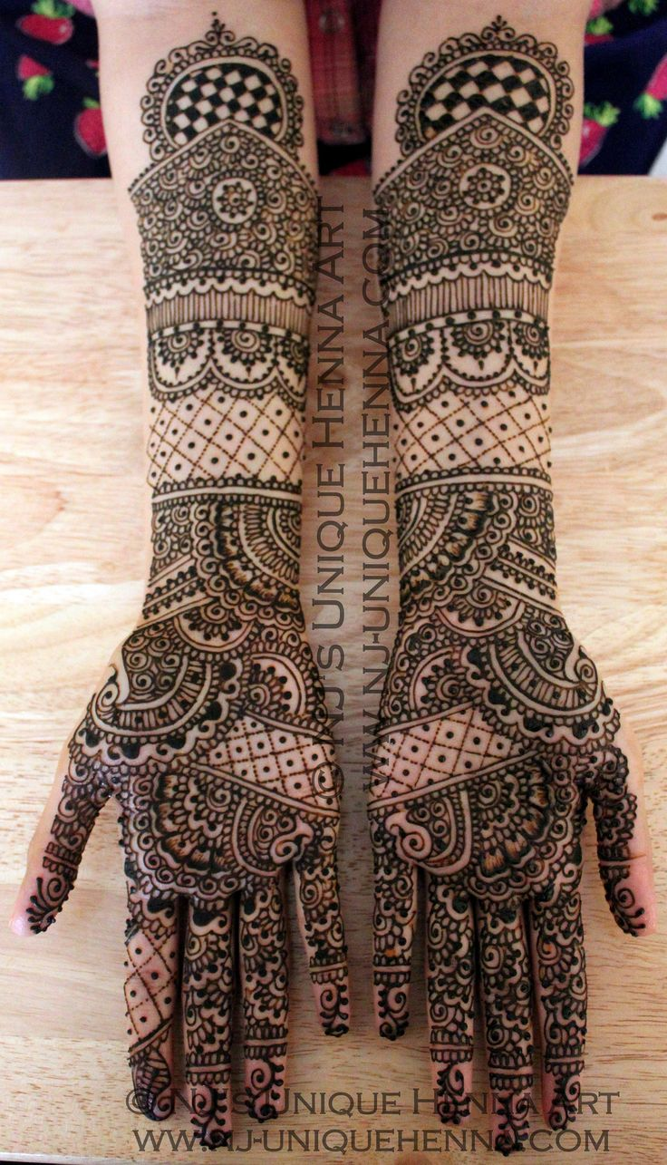Nalini's Karva Chauth henna 2012 © NJ's Unique Henna Art | Flickr - Photo Sharing!