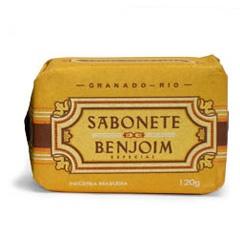 ベンゾイン・ソープ Embalagem do Sabonete de Benjoin - Granado Pharmácias