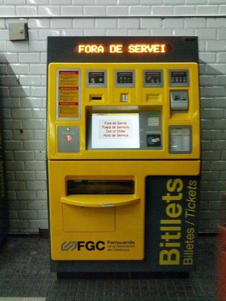 #barcelone #barcelona #барселона #какдобраться #какдоехать #общественныйтранспорт #транспорт #метро #продажабилетов #билеты Автомат по продаже билетов в метро Барселоны. Как купить билет на метро? | Барселона10 - путеводитель по Барселоне