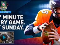 DirecTV secures NFL Sunday Ticket deal vital to AT&T merger The deal also expands the partnership to include Sunday Ticket live on mobile devices, likely to be a key promoted feature for AT&T.