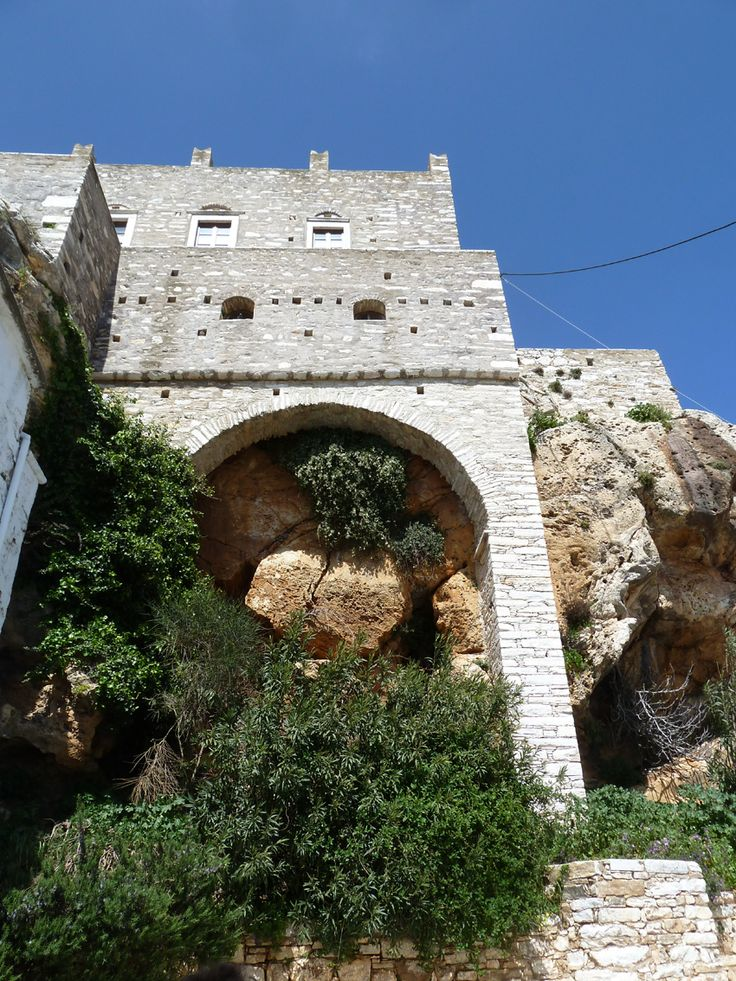 Apiranthos, Naxos, Greece