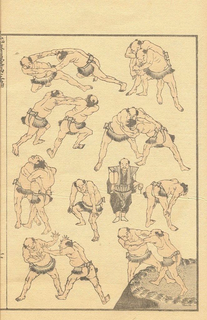 how to draw in the style of katsushika hokusai