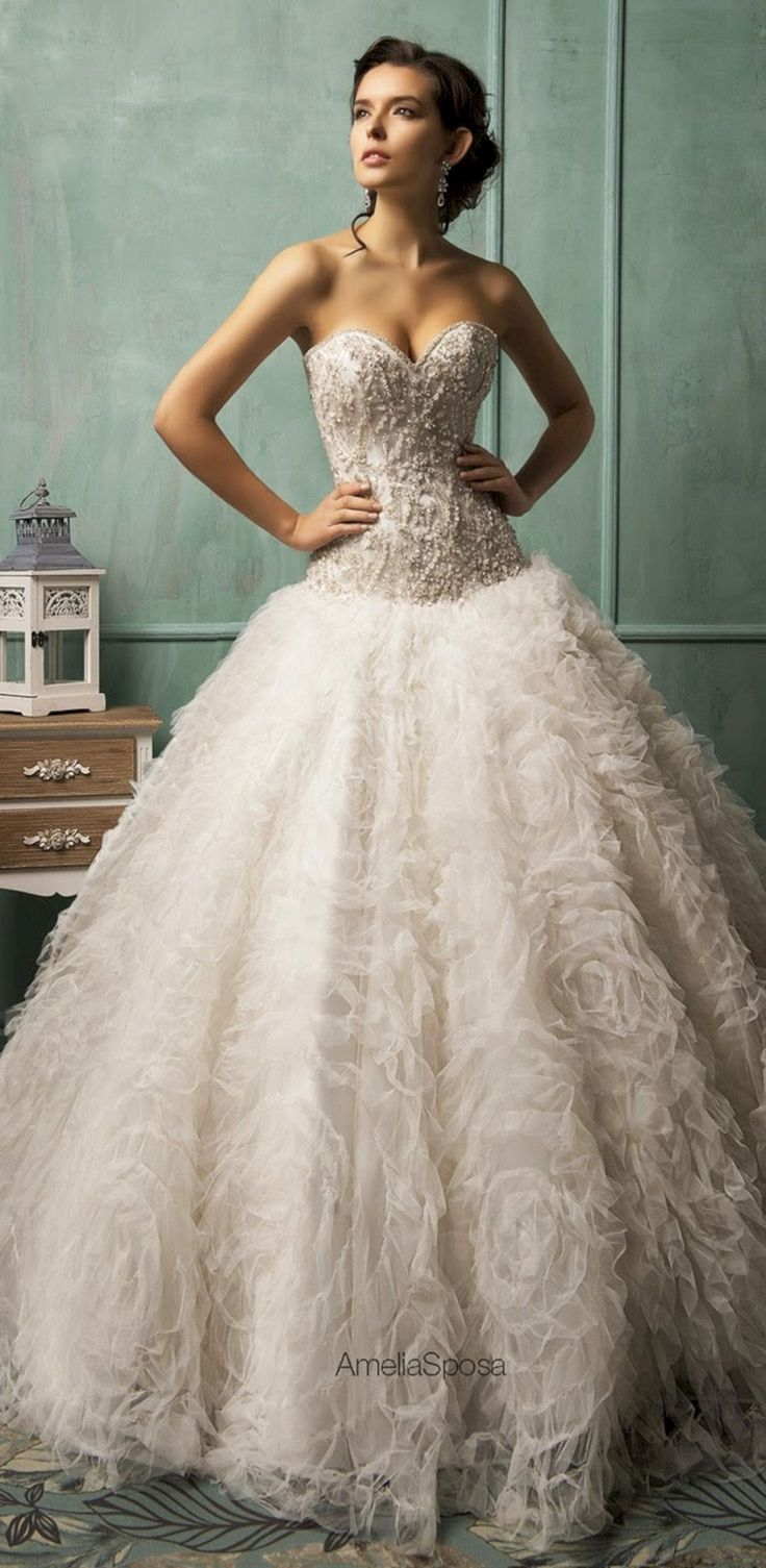 20 Exclusive Amelia Sposa Wedding Dress Collections