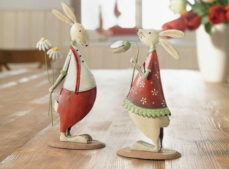 2 шт., High 20cm, Width 16cm, Металл влюблённые кролик домашнее украшение. День рождения подарок замуж, Младенцы комната украшениекупить в магазине Home & Garden & LiveнаAliExpress