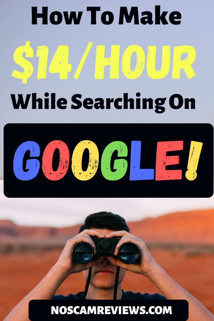 Discover how you can get paid $14 per hour while searching on google working fro…