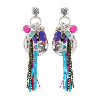 Reminiscence earrings