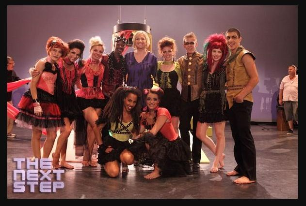 The next step in their regionals costumes