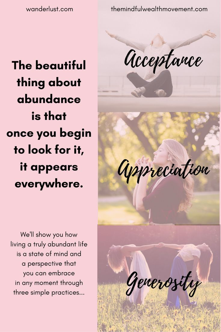 Are you living a rich life? True abundance is about much more than your bank account, house, or the car you drive...