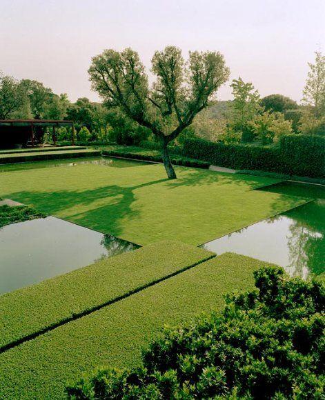 find this pin and more on landscape architect fernando caruncho - Minimalist Landscape Architecture