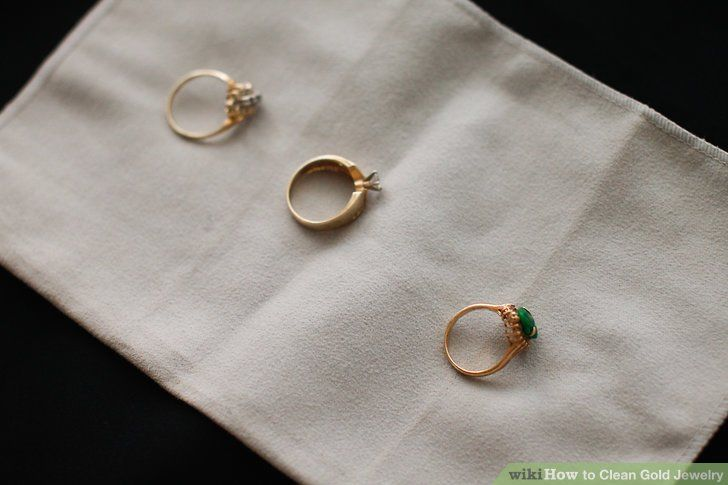 Image titled Clean Gold Jewelry Step 14