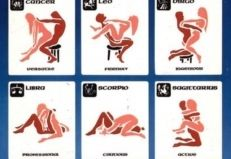 sex position by astrological sign posters