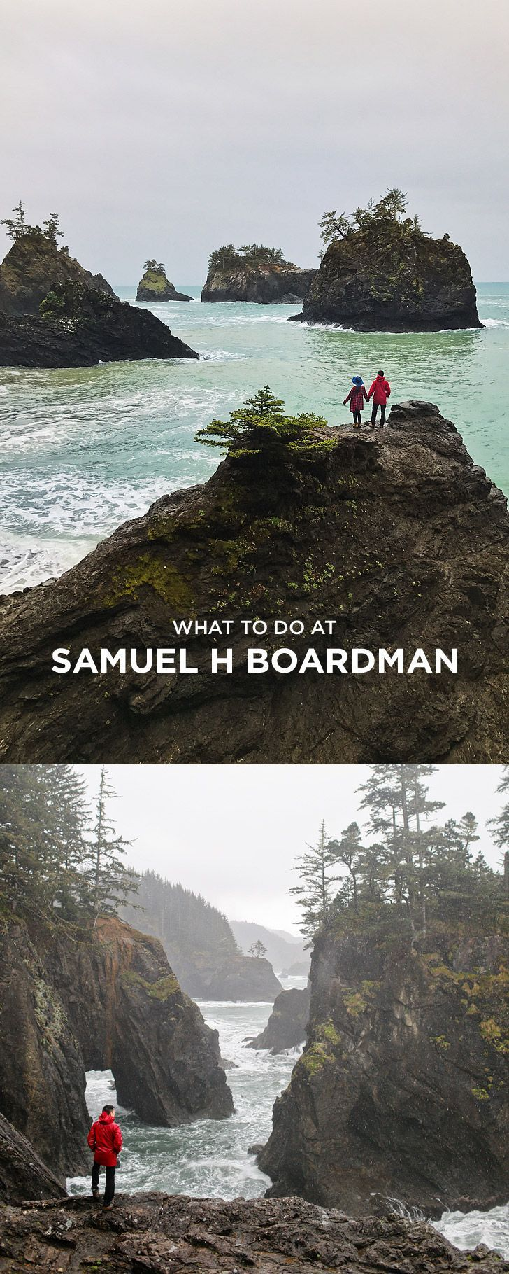 The Ultimate Guide to Samuel H Boardman State Scenic Corridor Brookings Oregon // localadventurer.com