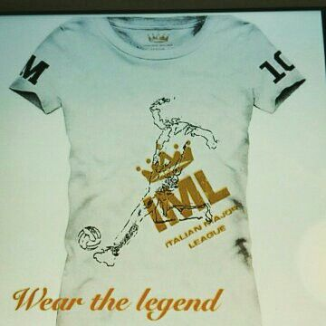 T - Shirt  ItalianMajorLeague