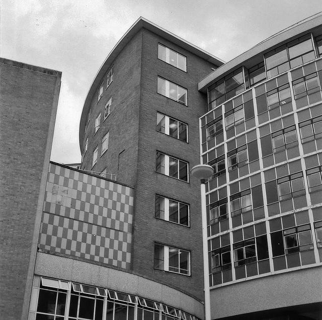 50 years of Television Centre.     Copyright Dawn Parsonage-Kent