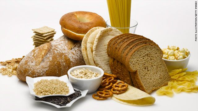 Foods to avoid: Gluten is the elastic protein found in wheat, rye, and barley (including durum, einkorn, graham, semolina, bulgur wheat, spelt, farro, kamut, and triticale).