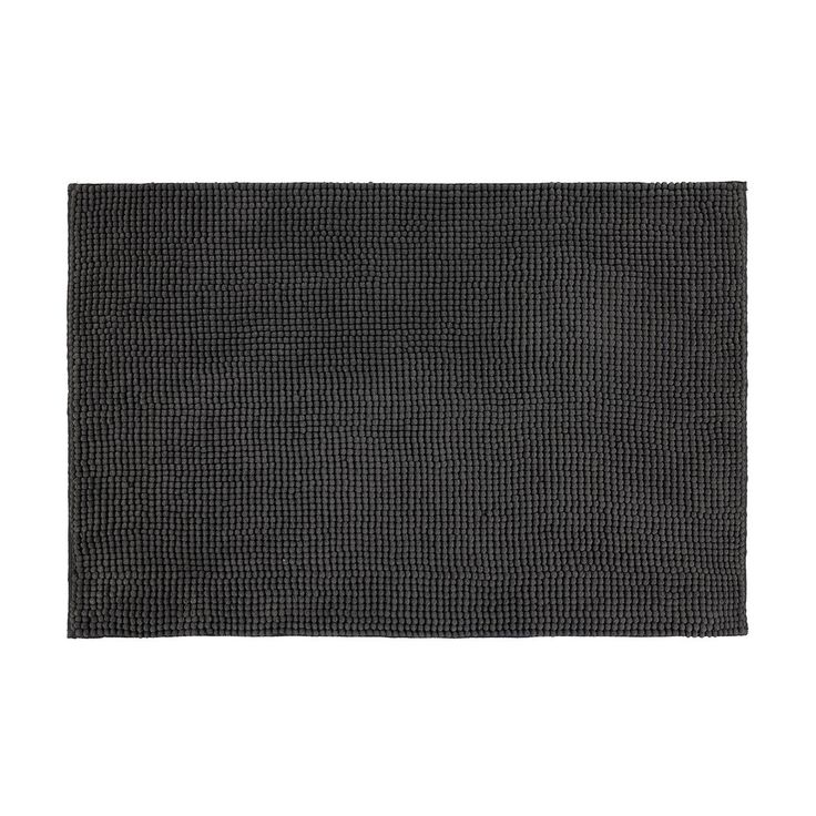 Soft Toggle Bath Mat - Grey | Kmart