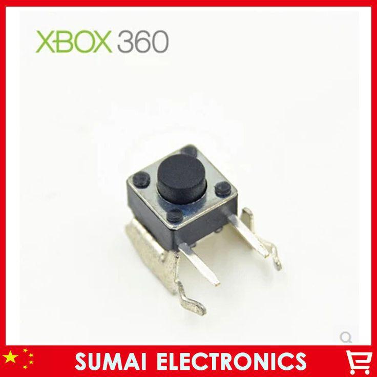 Бесплатная доставка 10 шт./лот Новый LB РБ Микропереключатель LB РБ Тактильный Переключатель для xbox360 контроллер xbox 360
