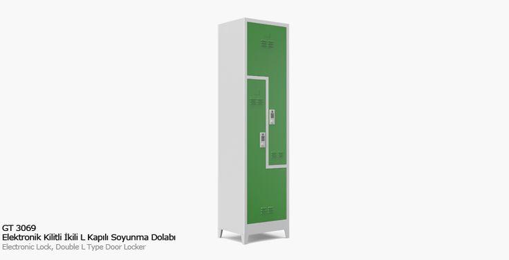 #ElektronikKilitliLKapılıSoyunmaDolabı Resim ve Projeleri  http://www.goktun.com/portfolio-type/elektronik-kilitli-soyunma-dolabi