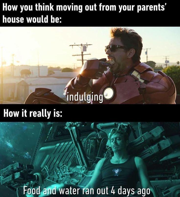 25 Marvel Memes, die niemals nicht witzig sind – #…